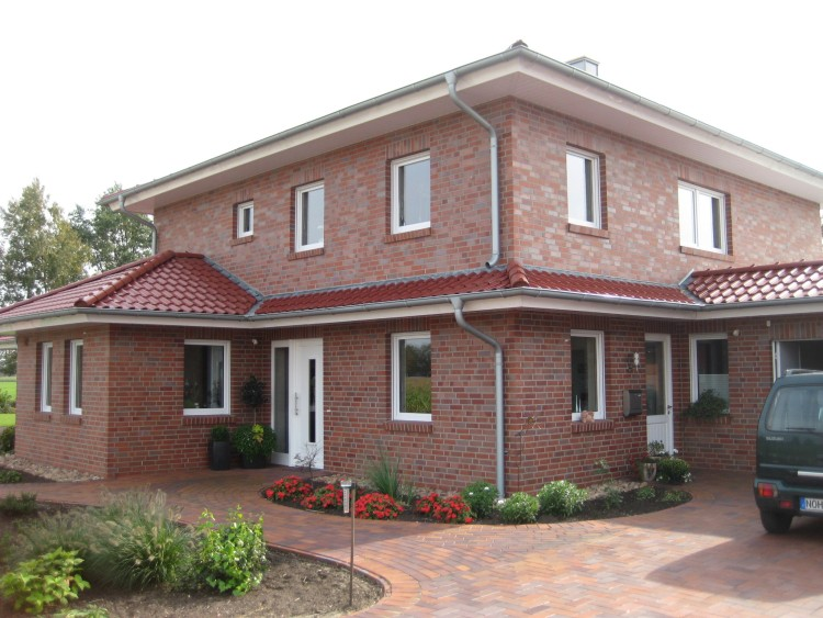 Modern for Moderner baustil einfamilienhaus